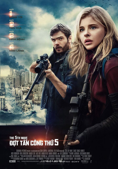 the 5th wave - 5 buoc de thon tinh dia cau - 1