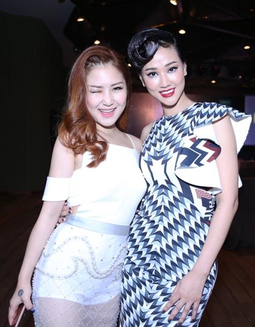 maya, huong tram than thiet nhu chi em tai the remix 2016 - 1