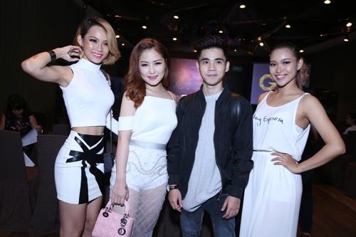 maya, huong tram than thiet nhu chi em tai the remix 2016 - 4
