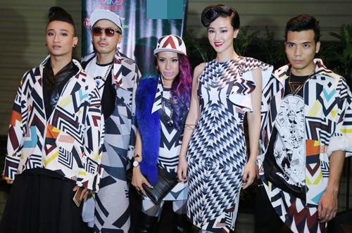 maya, huong tram than thiet nhu chi em tai the remix 2016 - 6