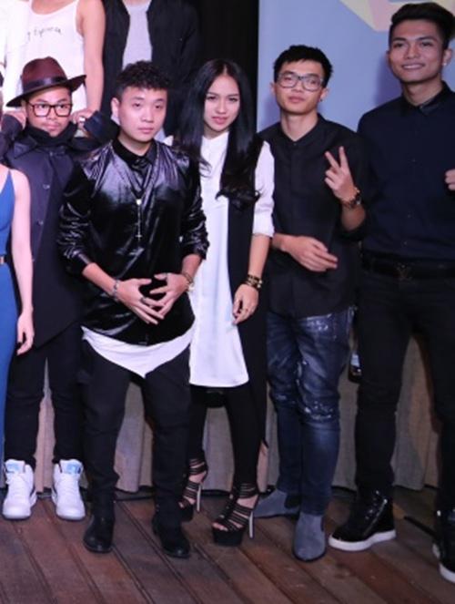 maya, huong tram than thiet nhu chi em tai the remix 2016 - 14