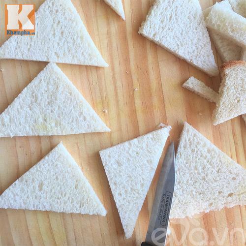 2 mon banh sandwich hinh cay thong noel cho be - 7