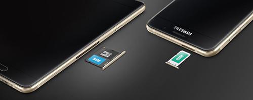 samsung chinh thuc trinh lang smartphone galaxy a9 - 3