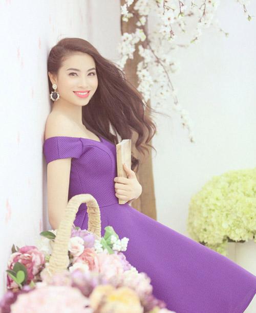 """nhan sac thi sinh """"duoc long"""" khan gia nhat hhvn 2014 - 9"""