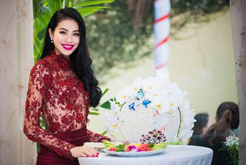 """nhan sac thi sinh """"duoc long"""" khan gia nhat hhvn 2014 - 10"""