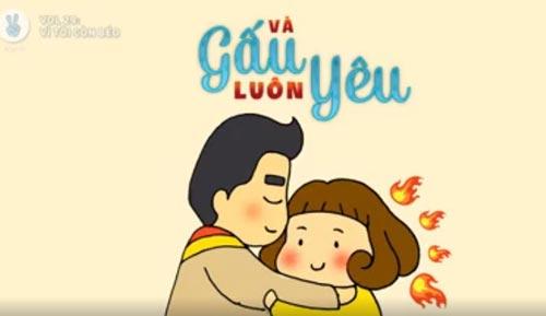 "clip che ""vi toi con beo"" cua co gai xinh dep hut nghin 'like' - 5"
