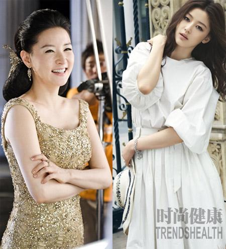 sau 12 nam o an, lee young ae tai xuat tai drama awards - 1