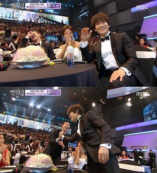 """bo phim """"kill me heal me"""" dai thang tai mbc drama awards - 3"""