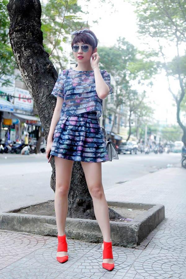 top 4 ca si thong tri duong pho viet nam 2015 - 15