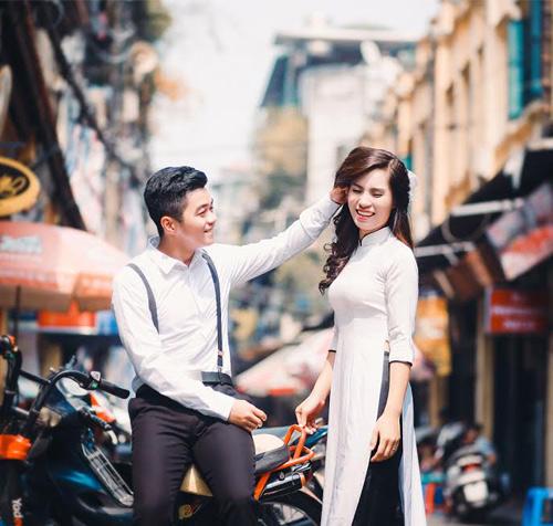 """cap doi voi chuyen tinh """"anh hung cuu my nhan"""" ngot ngao - 3"""