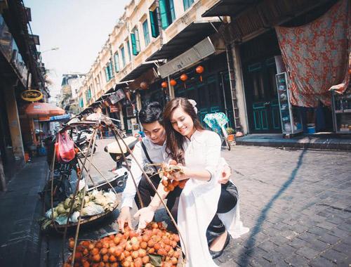 """cap doi voi chuyen tinh """"anh hung cuu my nhan"""" ngot ngao - 4"""