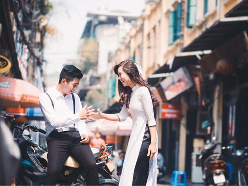 """cap doi voi chuyen tinh """"anh hung cuu my nhan"""" ngot ngao - 5"""