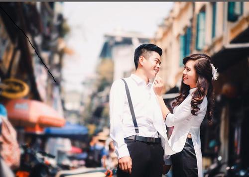 """cap doi voi chuyen tinh """"anh hung cuu my nhan"""" ngot ngao - 6"""