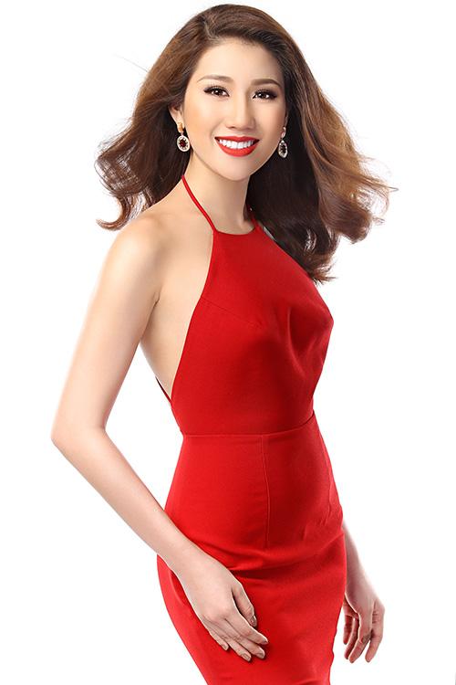 a hau bien bao nhu chinh thuc tham gia miss intercontinental 2016 - 2