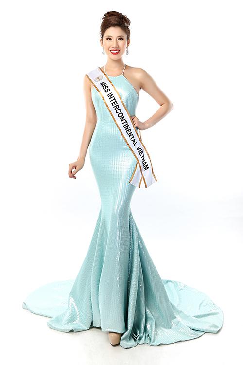 a hau bien bao nhu chinh thuc tham gia miss intercontinental 2016 - 3