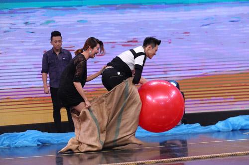 dan ong phai the: tran thanh - viet huong rap tam 'ham hai' truong the vinh - 10
