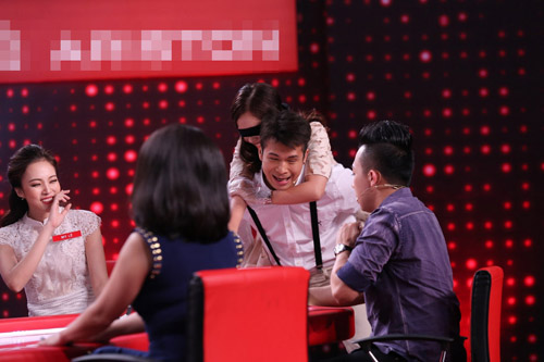 dan ong phai the: tran thanh - viet huong rap tam 'ham hai' truong the vinh - 1