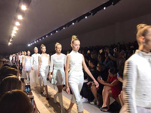 Stylist Việt hiếm hoi được dự show của Christian Dior-5