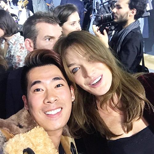 Stylist Việt hiếm hoi được dự show của Christian Dior-7
