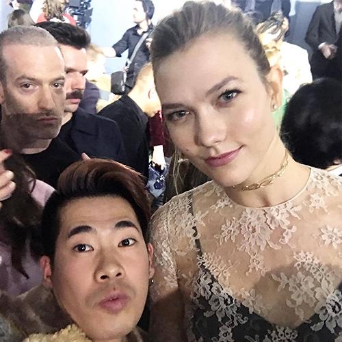 Stylist Việt hiếm hoi được dự show của Christian Dior-6
