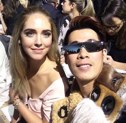 Stylist Việt hiếm hoi được dự show của Christian Dior-8