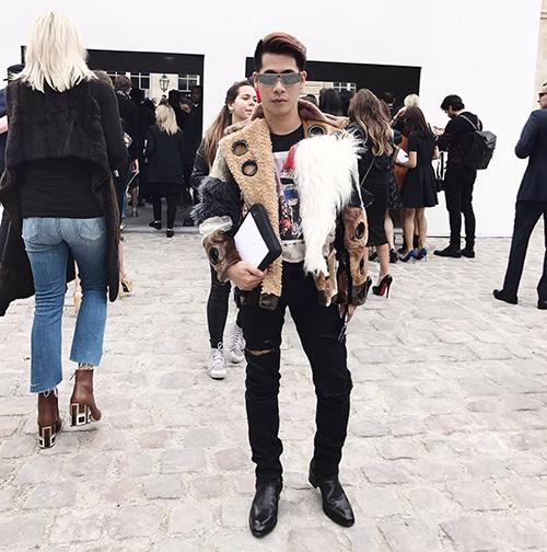 Stylist Việt hiếm hoi được dự show của Christian Dior-2