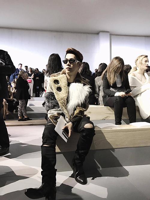 Stylist Việt hiếm hoi được dự show của Christian Dior-3