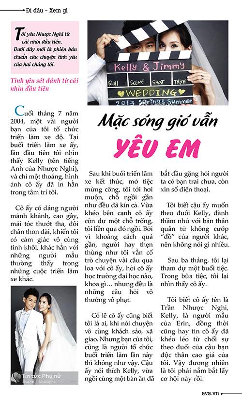 "su that ""hon ca ngon tinh"" ve chuyen yeu cua vo chong lam chi dinh - 2"