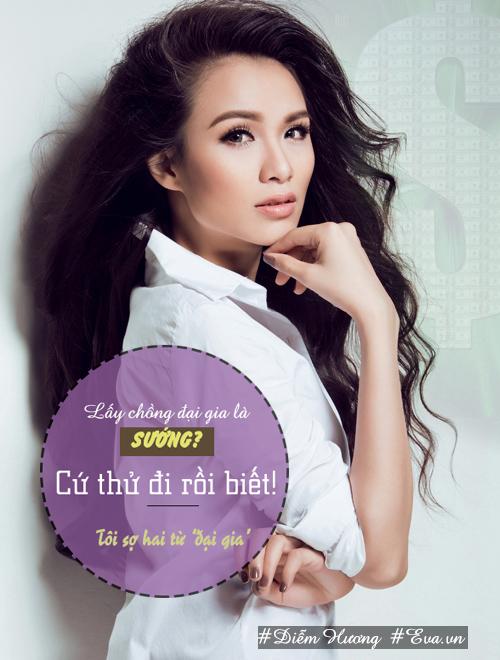 """ban tron showbiz: my nhan viet nghi gi ve dai gia va nhung anh chang """"gia da""""? - 7"""