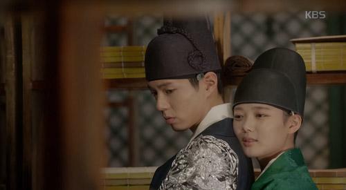 may hoa anh trang tap 13: kim yoo jung trao nguoi yeu nu hon tu biet - 6