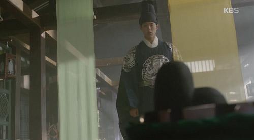 may hoa anh trang tap 13: kim yoo jung trao nguoi yeu nu hon tu biet - 8