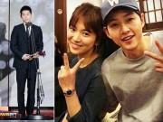 Làng sao - Ngôi sao 24/7: Lên nhận giải, Song Joong Ki nói về đám cưới với Song Hye Kyo