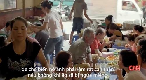 """quan """"bun chui"""" ha noi len cnn: niem """"tu hao trong ngoac kep"""" - 2"""