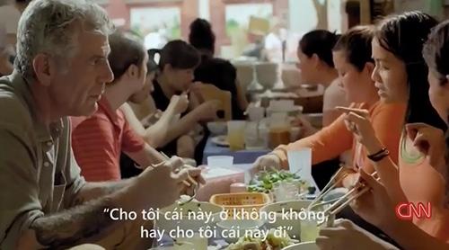"""quan """"bun chui"""" ha noi len cnn: niem """"tu hao trong ngoac kep"""" - 3"""