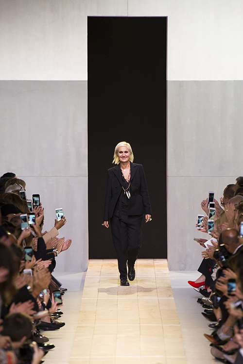 Stylist Việt hiếm hoi được dự show của Christian Dior-9