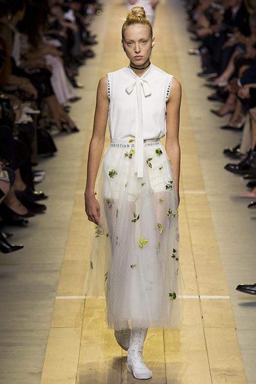 Stylist Việt hiếm hoi được dự show của Christian Dior-15