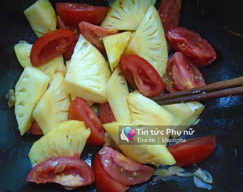 Canh riêu hàu chua chua, béo ngậy đầy bổ dưỡng-3