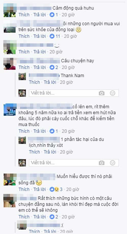 cau be 10 tuoi o sapa bieu dien hut thuoc lao nghi ngut khoi de kiem tien - 3