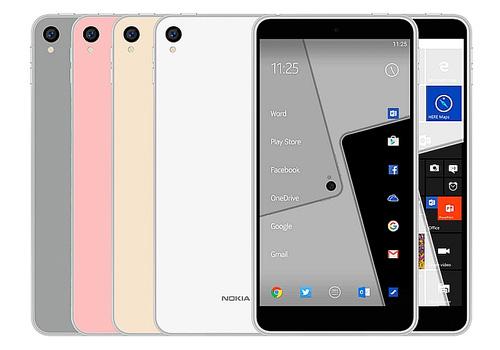 Điện thoại Nokia D1C chạy Android 7.0, giá mềm-1