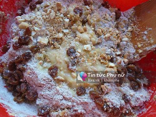 Bánh mì chuối thơm ngon, đủ dưỡng chất cho bữa sáng-5