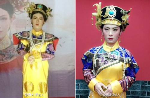 """chan hoan truyen"" ton le ""khong thot len loi"" voi buc tuong sap chinh minh - 2"