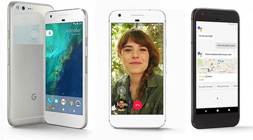"google chinh thuc ra mat smartphone pixel va pixel xl voi gia... ""sieu chat"" - 1"