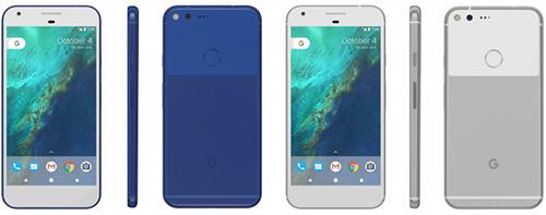 "google chinh thuc ra mat smartphone pixel va pixel xl voi gia... ""sieu chat"" - 2"