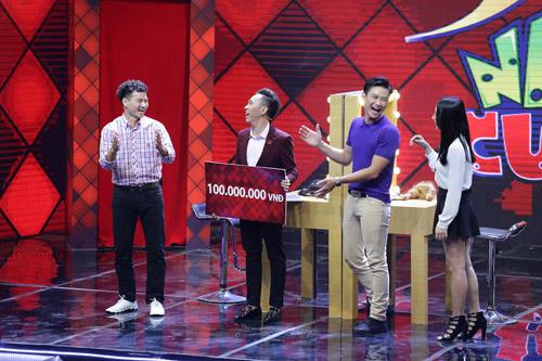 Xây xong nhà thờ Tổ, Hoài Linh tái xuất truyền hình cùng Xuân Bắc, Cát Phượng-14
