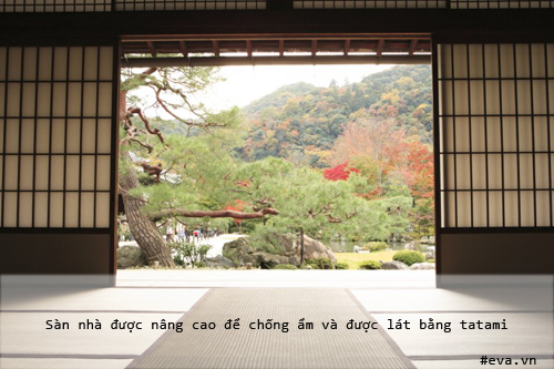 Lý do vì sao nhà Nhật có kiến trúc khác thường?-1