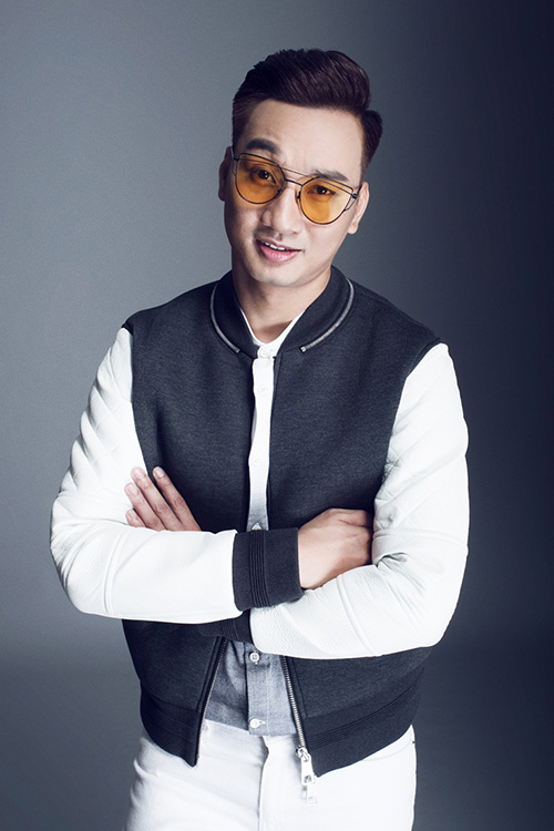 Không ngại đầu tư hàng hiệu, MC Thành Trung ngày càng đắt show-2