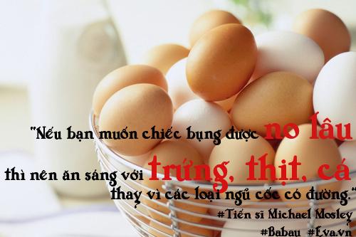 trung - thuc pham cuc tot cho thai nhi nhung chi nen an may qua/tuan? - 2