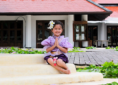 Không ngờ sau 3 năm, thiên thần nhí Thái Lan từng gây bão mạng đã lớn đến vậy-6