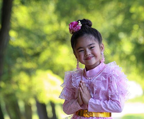 Không ngờ sau 3 năm, thiên thần nhí Thái Lan từng gây bão mạng đã lớn đến vậy-5