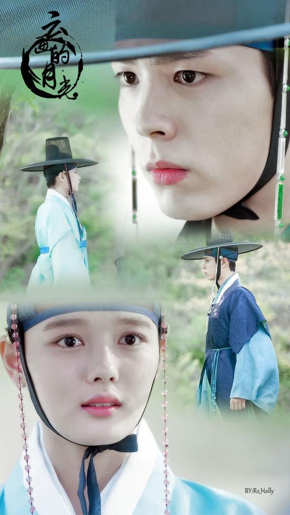 """Thực hư về việc Park Bo Gum không thể diễn nổi trong """"Mây họa ánh trăng""""-1"""